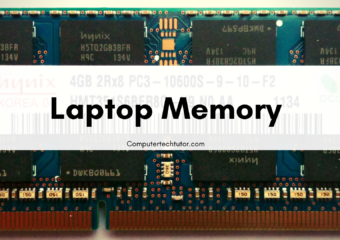 1.1 Memory – Hardware/Device Replacement