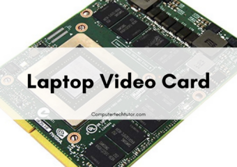 1.1 Video Card – Hardware/Device Replacement