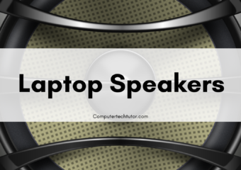 1.1 Speaker – Hardware/Device Replacement