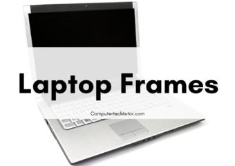 1.1 Plastics / Frames – Hardware/Device Replacement