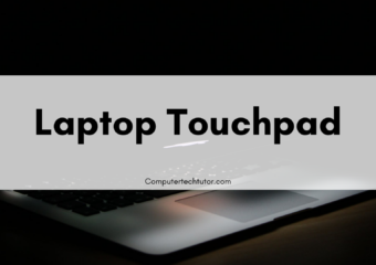 1.1 Touchpad- Hardware/Device Replacement