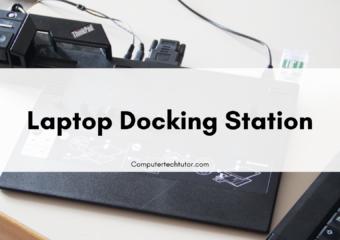 1.3 Laptop Docking Station