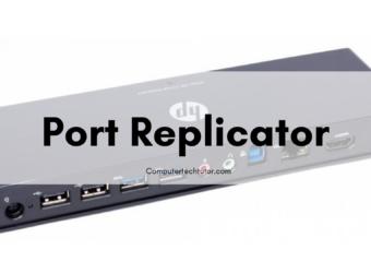 1.3 Laptop Port Replicator