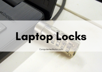 1.3 Physical Laptop Lock and Cable Lock