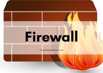 2.2 Firewall
